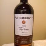 Waterbrook Mélange Noir 2008